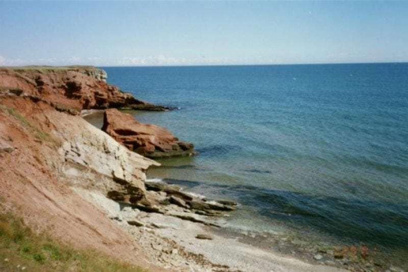 Beaches in Quebec