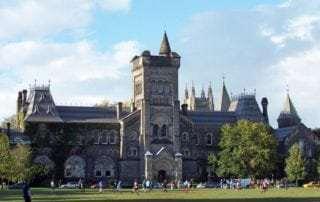 Universities in Toronto