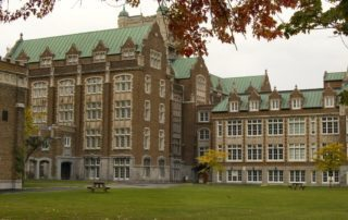 Concordia University offers continuing education in Montreal