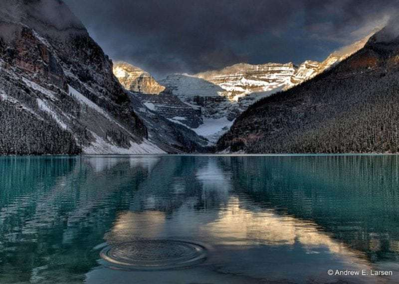 Lake Louise Road Trip