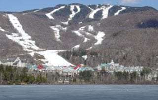skiing resorts