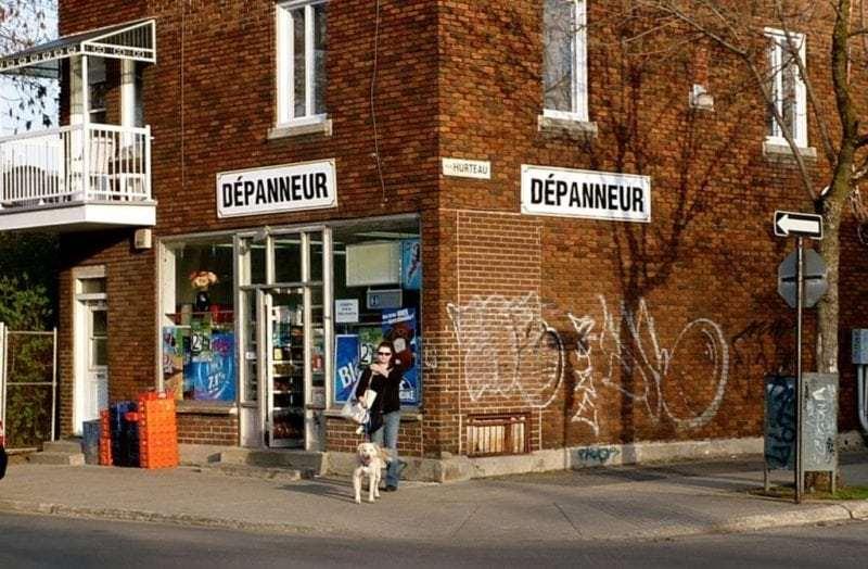 The Dépanneur