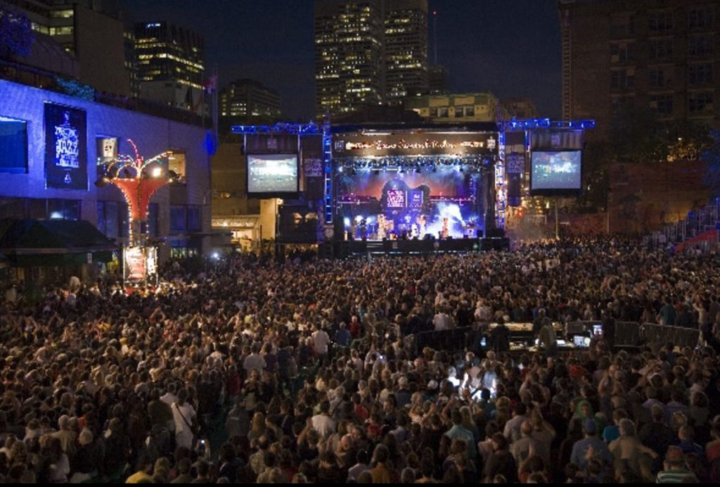 festivals in Montreal