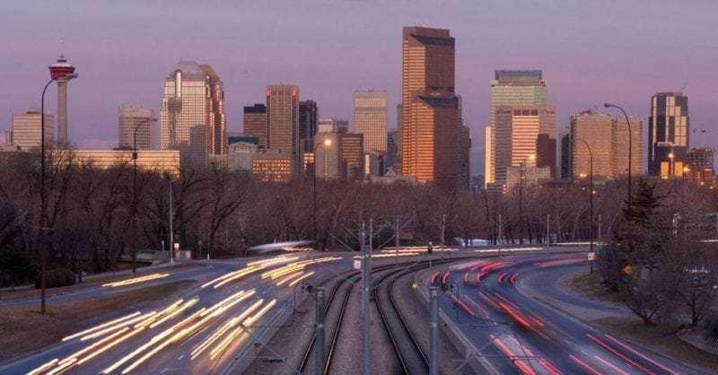 public transportation in Calgary