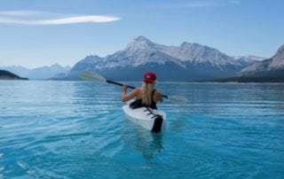 Touring Canada by boat