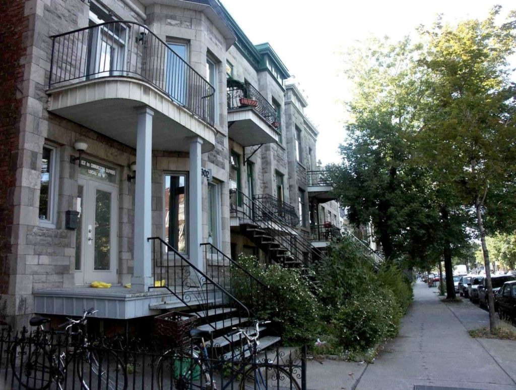 Canadian real estate and mortgages