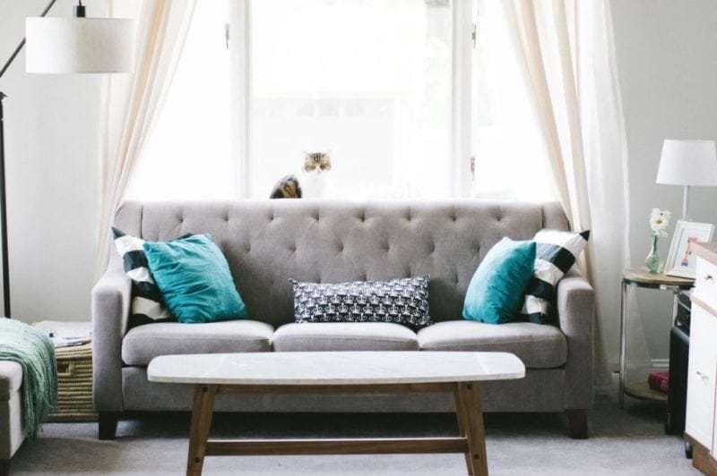 furnishing a house
