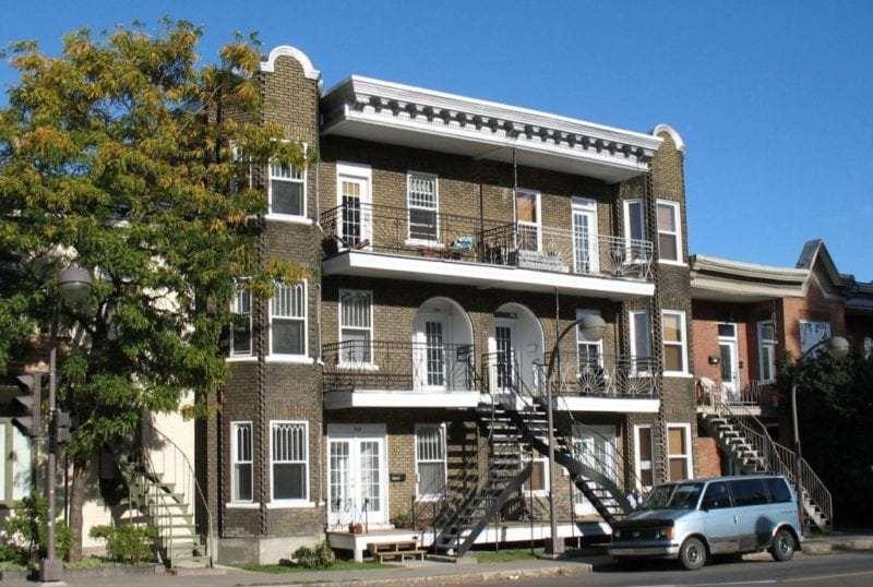 housing in Quebec