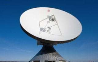 telecommunications satellite