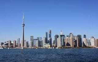 Toronto heading