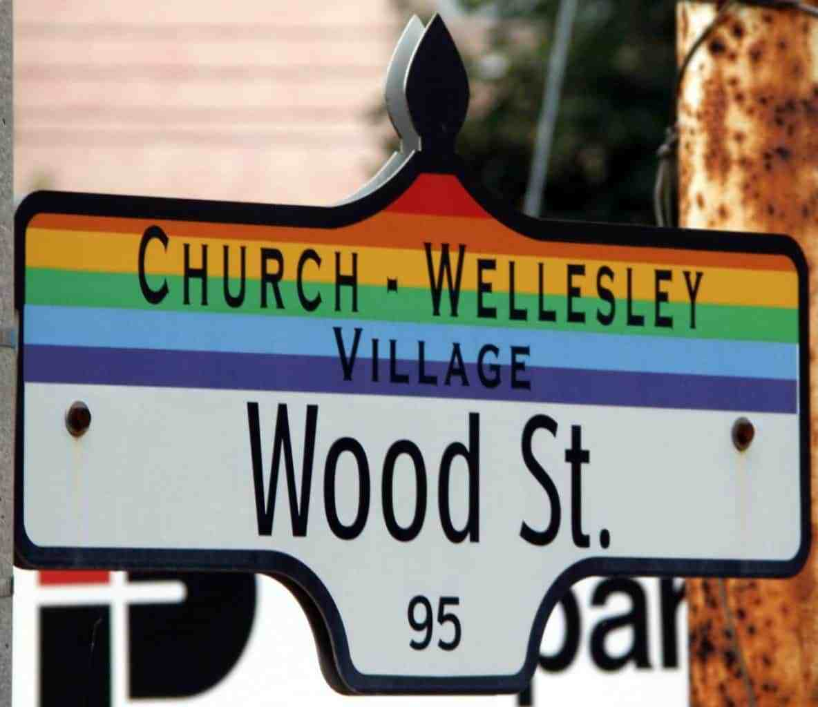 The village is the heart of LGBT in Toronto