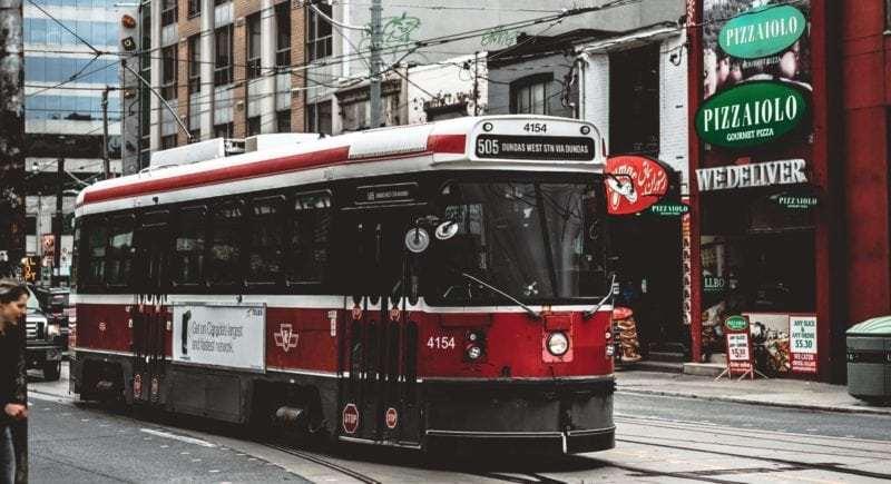 Public Transportation in Toronto