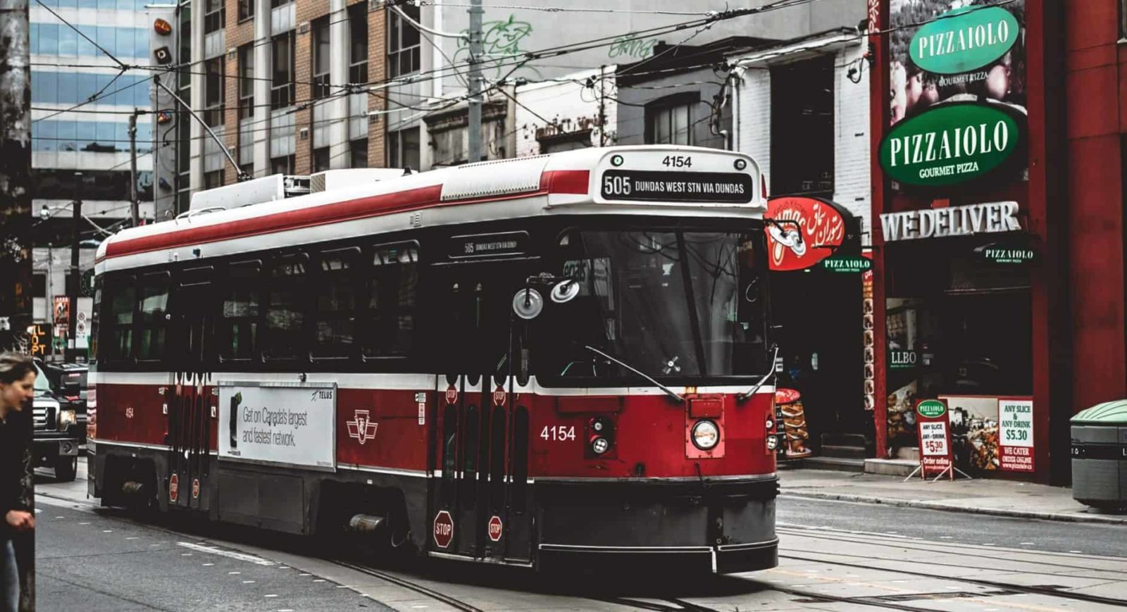 Public Transportation in Toronto