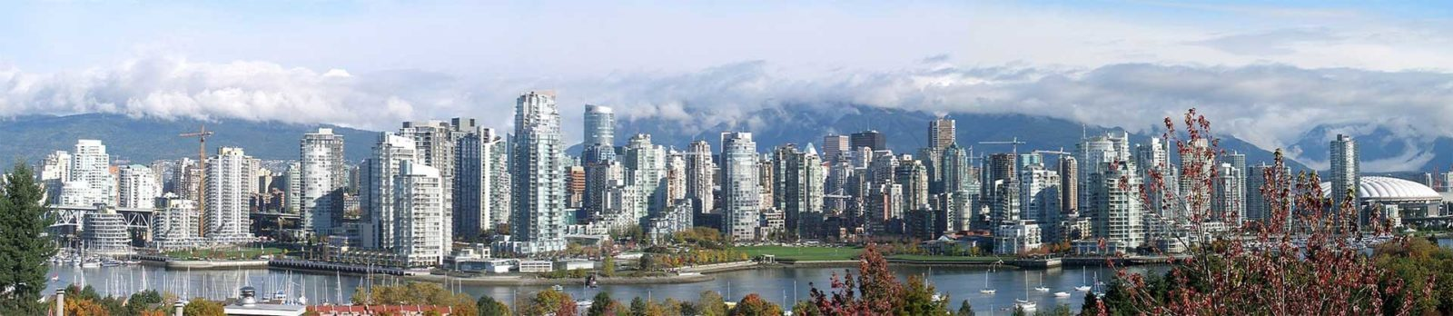 Vancouver-Skyline-Header, Photo by Thom Quine