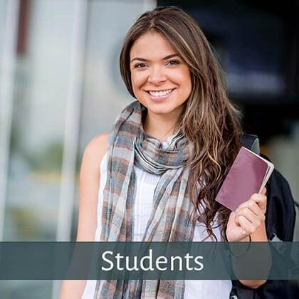Students moving to Canada