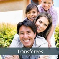 Transferees moving to Canada