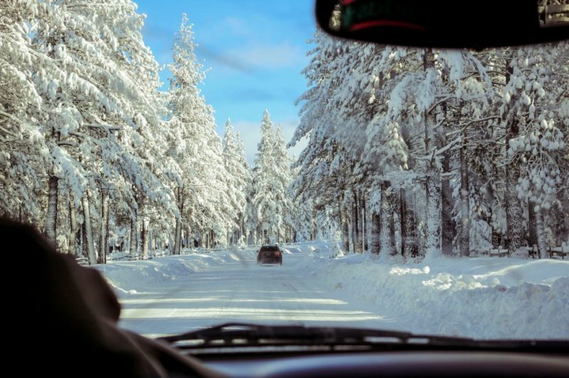 Prep your car for the winter