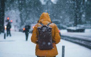 Dress for Winter