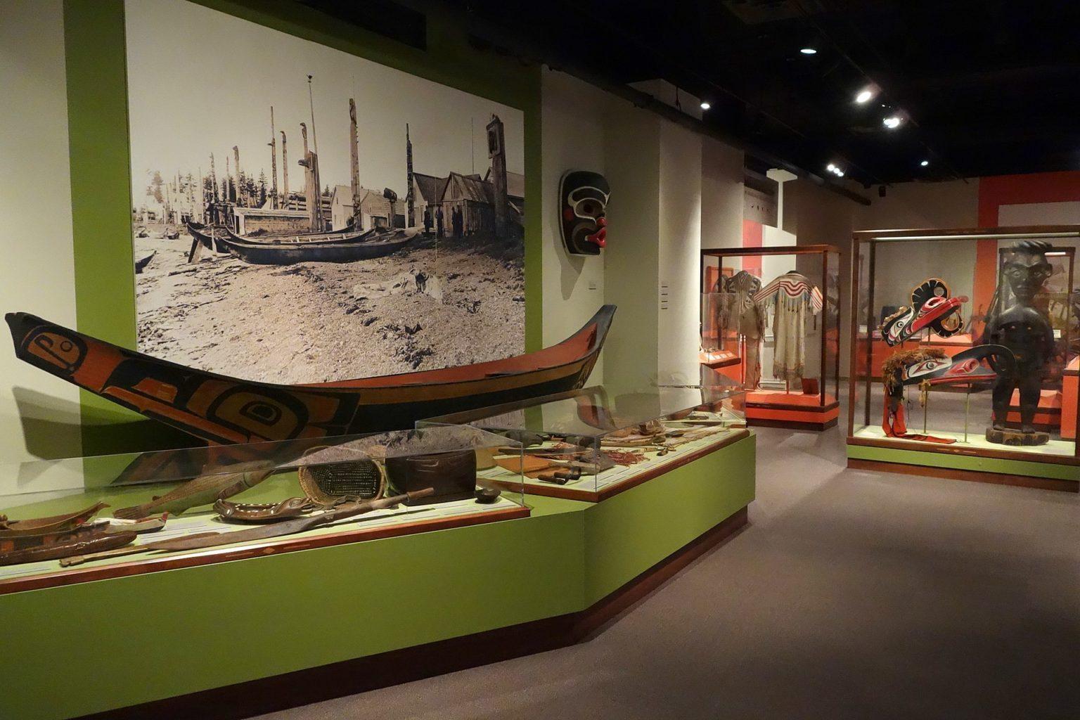 Glenbow Museum in Calgary