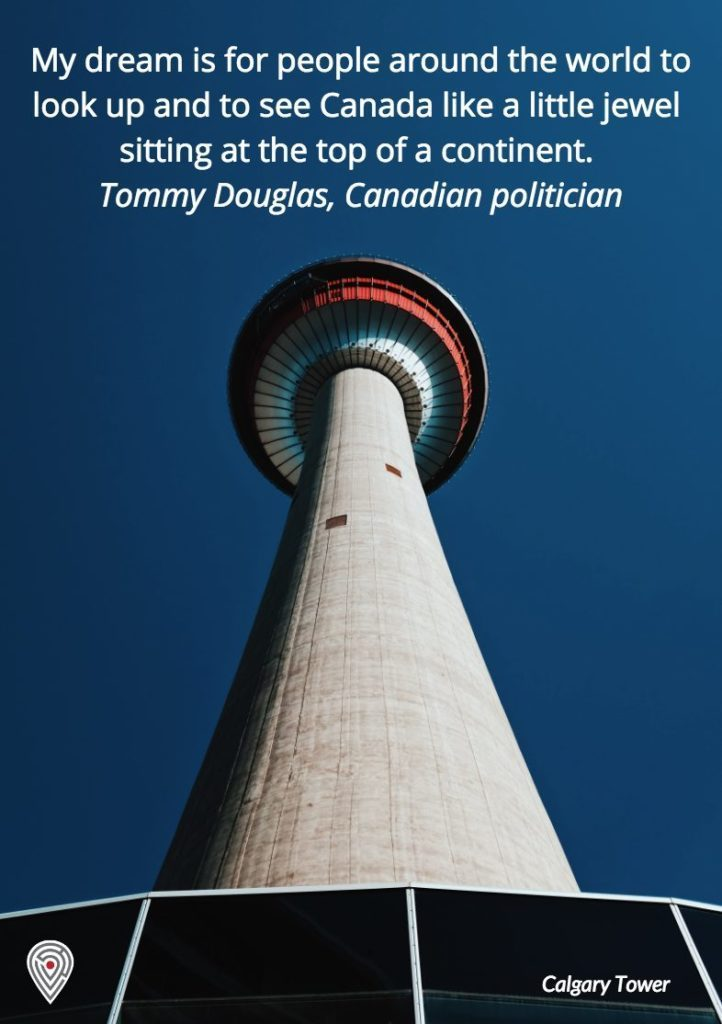 Tommy Douglas Canada quote