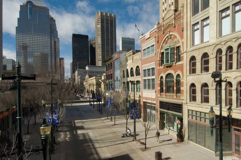 Neighbourhoods of Calgary