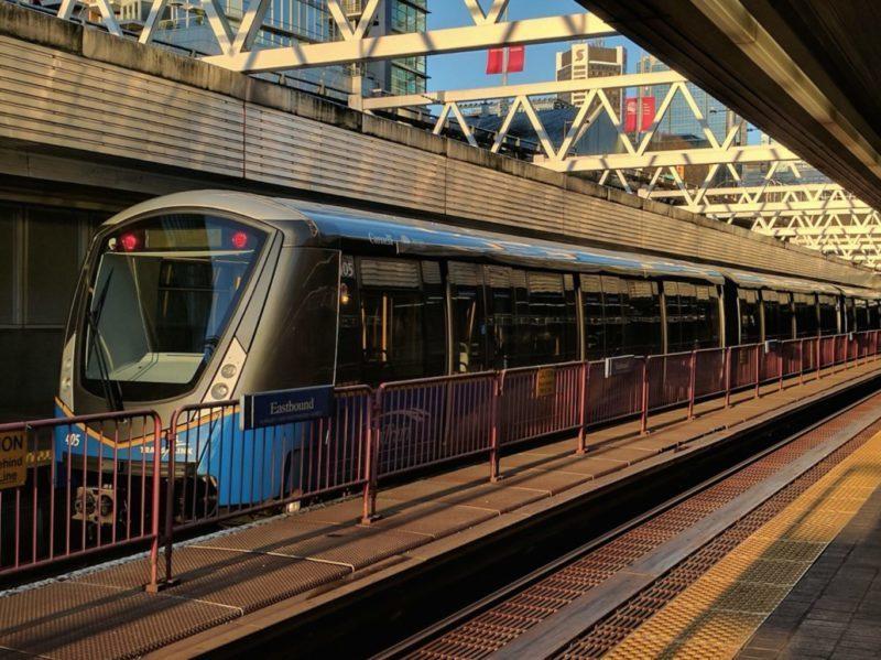 Public Transportation Vancouver