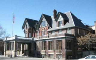 Branksome Hall International School in Toronto Canada
