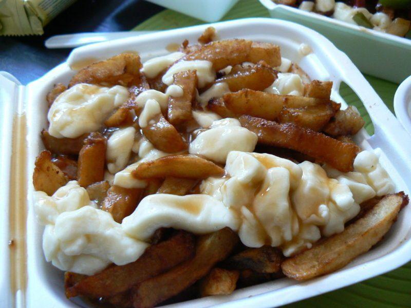 Canadian Cuisine Original Poutine LaBanquise