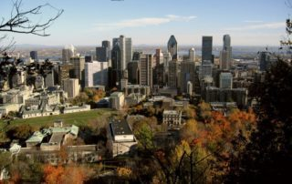 the city of Montreal