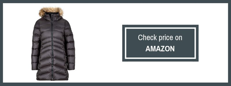 Power Fill Puffer Coat on Amazon
