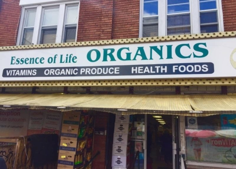 Essence of Life Organics Green Shop Toronto