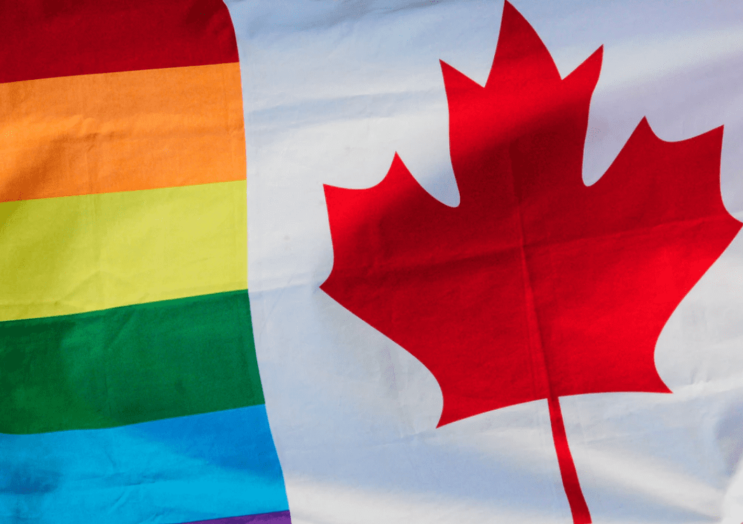 Gay rights in Canada and gender issues
