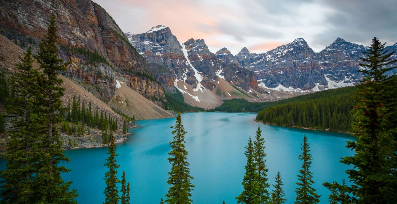 Banff National Park in Alberta
