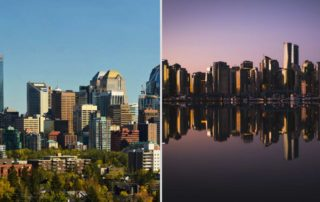 Calgary vs Vancouver cost of living