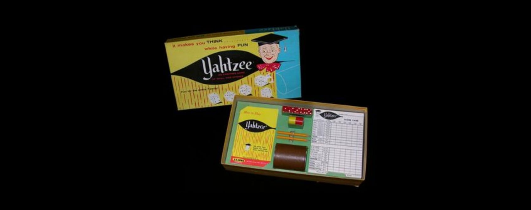 Yahtzee invented in Canada