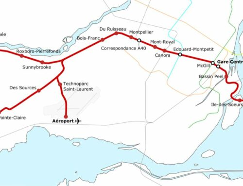The REM train and Montreal real estate